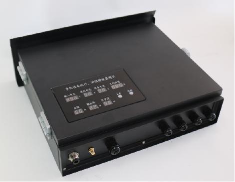 油烟在线监测系统九项数据监测仪